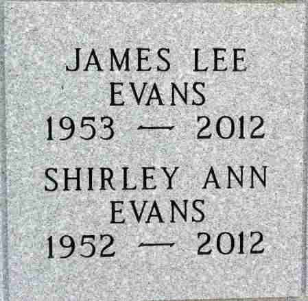 EVANS, JAMES LEE - Minnehaha County, South Dakota   JAMES LEE EVANS - South Dakota Gravestone Photos
