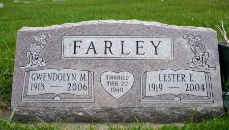 FARLEY, GWENDOLYN M. - Minnehaha County, South Dakota | GWENDOLYN M. FARLEY - South Dakota Gravestone Photos