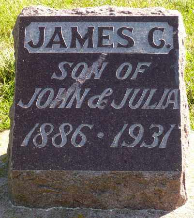 FARRELL, JAMES - Minnehaha County, South Dakota | JAMES FARRELL - South Dakota Gravestone Photos