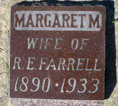 FARRELL, MARGARET M. - Minnehaha County, South Dakota | MARGARET M. FARRELL - South Dakota Gravestone Photos