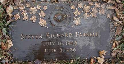 FARRELL, STEVEN RICHARD - Minnehaha County, South Dakota | STEVEN RICHARD FARRELL - South Dakota Gravestone Photos