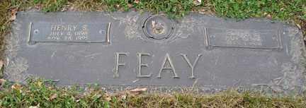 FEAY, EDITH E. - Minnehaha County, South Dakota | EDITH E. FEAY - South Dakota Gravestone Photos