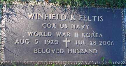 FELTIS, WINFIELD R. - Minnehaha County, South Dakota | WINFIELD R. FELTIS - South Dakota Gravestone Photos