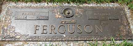 FERGUSON, MATILDA - Minnehaha County, South Dakota | MATILDA FERGUSON - South Dakota Gravestone Photos