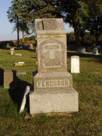 FERGUSON, JOSEPH WILLIAM - Minnehaha County, South Dakota   JOSEPH WILLIAM FERGUSON - South Dakota Gravestone Photos