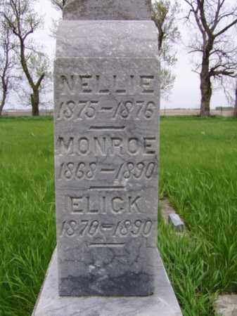 FERGUSON, MONROE - Minnehaha County, South Dakota | MONROE FERGUSON - South Dakota Gravestone Photos