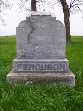 FERGUSON, PHEOBE - Minnehaha County, South Dakota | PHEOBE FERGUSON - South Dakota Gravestone Photos