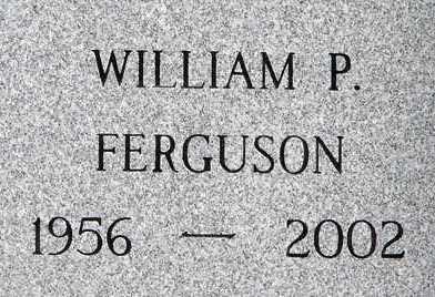 FERGUSON, WILLIAM P, - Minnehaha County, South Dakota | WILLIAM P, FERGUSON - South Dakota Gravestone Photos