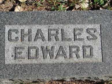 FICKES, CHARLES EDWARD - Minnehaha County, South Dakota | CHARLES EDWARD FICKES - South Dakota Gravestone Photos