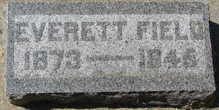 FIELD, EVERETT - Minnehaha County, South Dakota | EVERETT FIELD - South Dakota Gravestone Photos