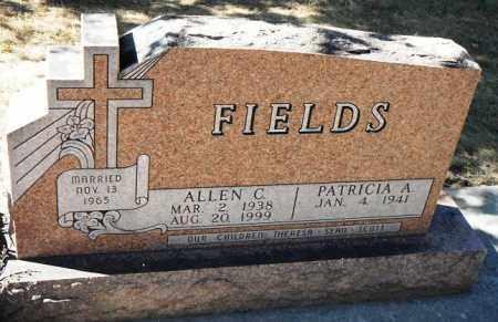 FIELDS, PATRICIA A. - Minnehaha County, South Dakota | PATRICIA A. FIELDS - South Dakota Gravestone Photos