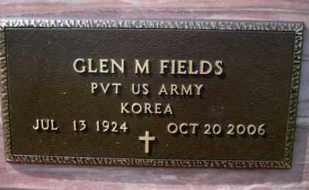 FIELDS, GLEN M. (KOREA) - Minnehaha County, South Dakota | GLEN M. (KOREA) FIELDS - South Dakota Gravestone Photos