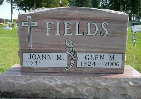 PEDERSON FIELDS, JOANN M. - Minnehaha County, South Dakota | JOANN M. PEDERSON FIELDS - South Dakota Gravestone Photos
