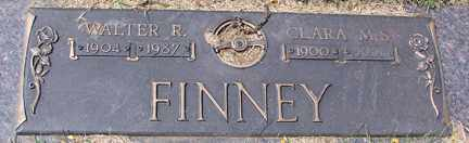 FINNEY, CLARA M.S. - Minnehaha County, South Dakota | CLARA M.S. FINNEY - South Dakota Gravestone Photos