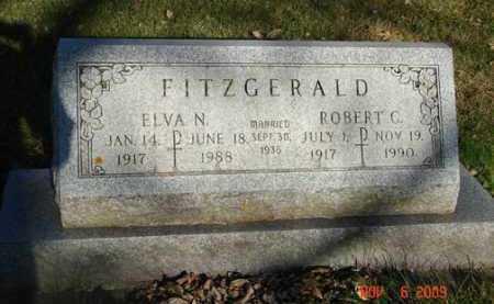 FITZGERALD, ELVA N. - Minnehaha County, South Dakota | ELVA N. FITZGERALD - South Dakota Gravestone Photos