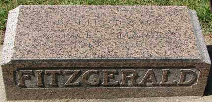 FITZGERALD, BEATRICE - Minnehaha County, South Dakota | BEATRICE FITZGERALD - South Dakota Gravestone Photos