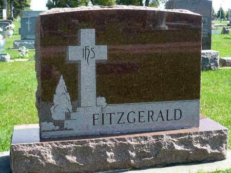 FITZGERALD, FAMILY MARKER - Minnehaha County, South Dakota | FAMILY MARKER FITZGERALD - South Dakota Gravestone Photos