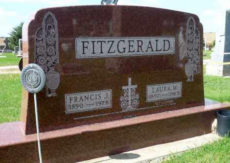 LINAHAN FITZGERALD, LAURA M. - Minnehaha County, South Dakota | LAURA M. LINAHAN FITZGERALD - South Dakota Gravestone Photos