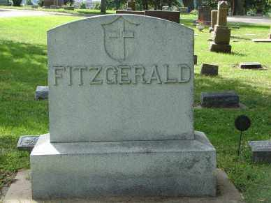 FITZGERALD, FAMILY MARKER - Minnehaha County, South Dakota | FAMILY MARKER FITZGERALD - South Dakota Gravestone Photos