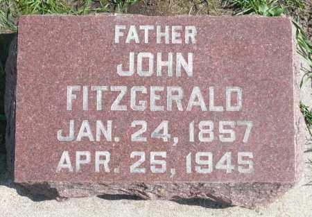 FITZGERALD, JOHN - Minnehaha County, South Dakota | JOHN FITZGERALD - South Dakota Gravestone Photos