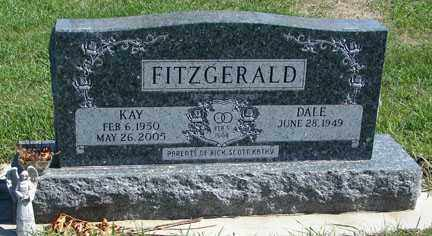 FITZGERALD, KAY - Minnehaha County, South Dakota   KAY FITZGERALD - South Dakota Gravestone Photos