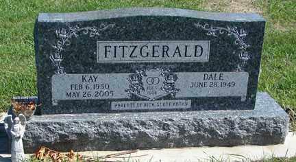 FITZGERALD, DALE - Minnehaha County, South Dakota | DALE FITZGERALD - South Dakota Gravestone Photos
