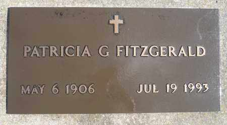 FITZGERALD, PATRICIA SOPHIA - Minnehaha County, South Dakota | PATRICIA SOPHIA FITZGERALD - South Dakota Gravestone Photos