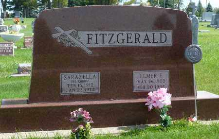 GANNON FITZGERALD, SARAZELLA - Minnehaha County, South Dakota | SARAZELLA GANNON FITZGERALD - South Dakota Gravestone Photos
