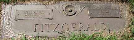 FITZGERALD, WILLIAM R. - Minnehaha County, South Dakota | WILLIAM R. FITZGERALD - South Dakota Gravestone Photos