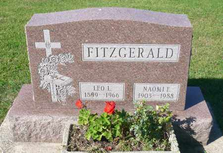 FITZGERLD, LEO L. - Minnehaha County, South Dakota | LEO L. FITZGERLD - South Dakota Gravestone Photos