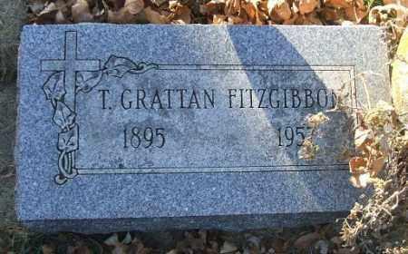 FITZGIBBON, THOMAS GRATTAN - Minnehaha County, South Dakota | THOMAS GRATTAN FITZGIBBON - South Dakota Gravestone Photos