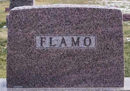 FLAMO, FAMILY MARKER - Minnehaha County, South Dakota | FAMILY MARKER FLAMO - South Dakota Gravestone Photos