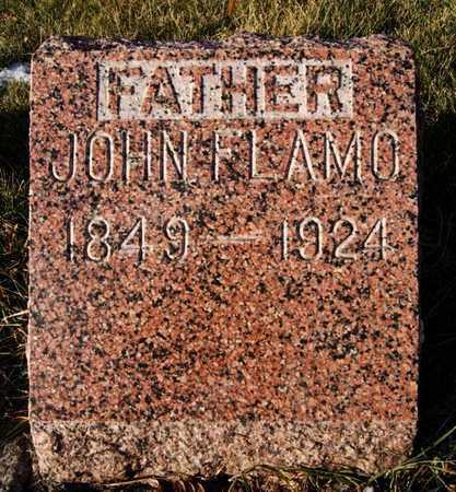 FLAMO, JOHN - Minnehaha County, South Dakota | JOHN FLAMO - South Dakota Gravestone Photos