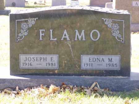 FLAMO, EDNA M. - Minnehaha County, South Dakota | EDNA M. FLAMO - South Dakota Gravestone Photos