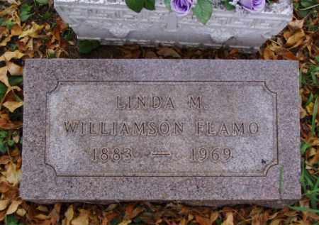 FLAMO, LINDA M. - Minnehaha County, South Dakota | LINDA M. FLAMO - South Dakota Gravestone Photos