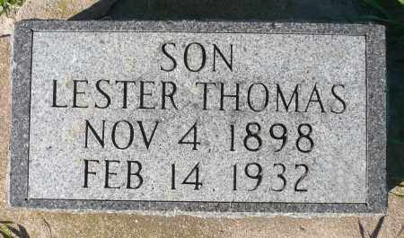 FLANAGAN, LESTER THOMAS - Minnehaha County, South Dakota | LESTER THOMAS FLANAGAN - South Dakota Gravestone Photos