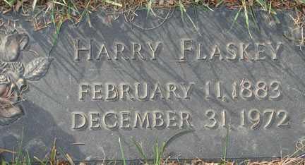FLASKEY, HARRY - Minnehaha County, South Dakota | HARRY FLASKEY - South Dakota Gravestone Photos