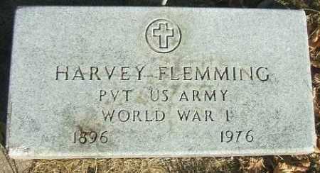 FLEMMING, HARVEY (WWI) - Minnehaha County, South Dakota   HARVEY (WWI) FLEMMING - South Dakota Gravestone Photos