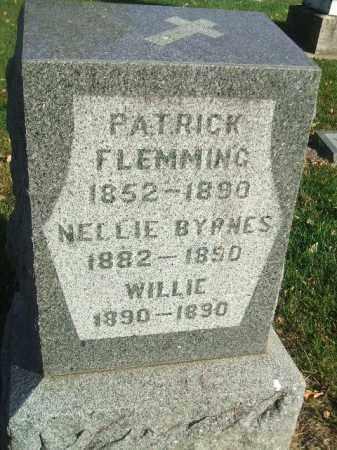 BRYNES, WILLIE - Minnehaha County, South Dakota   WILLIE BRYNES - South Dakota Gravestone Photos