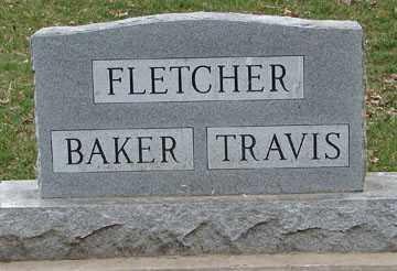 BAKER, FAMILY MARKER - Minnehaha County, South Dakota   FAMILY MARKER BAKER - South Dakota Gravestone Photos