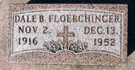 FLOERCHINGER, DALE B. - Minnehaha County, South Dakota | DALE B. FLOERCHINGER - South Dakota Gravestone Photos