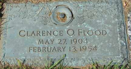FLOOD, CLARENCE O. - Minnehaha County, South Dakota   CLARENCE O. FLOOD - South Dakota Gravestone Photos
