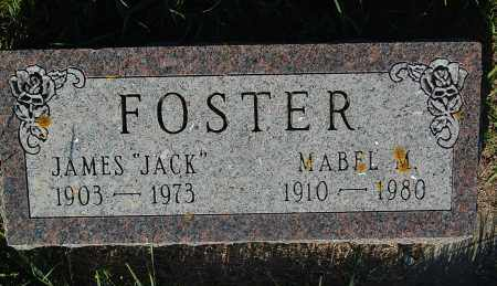FOSTER, MABEL M. - Minnehaha County, South Dakota | MABEL M. FOSTER - South Dakota Gravestone Photos