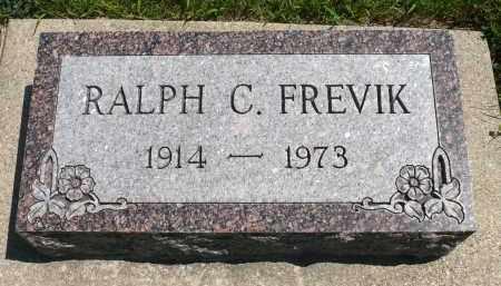 FREVIK, RALPH C. - Minnehaha County, South Dakota | RALPH C. FREVIK - South Dakota Gravestone Photos