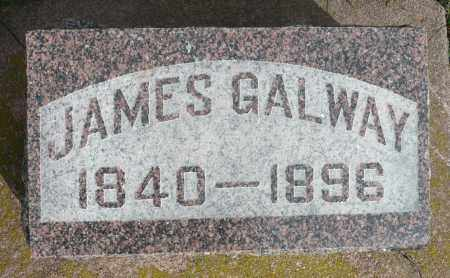 GALWAY, JAMES - Minnehaha County, South Dakota | JAMES GALWAY - South Dakota Gravestone Photos