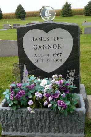 GANNON, JAMES LEE - Minnehaha County, South Dakota | JAMES LEE GANNON - South Dakota Gravestone Photos