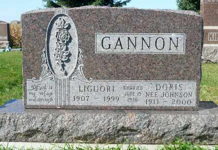 GANNON, LIGUORI - Minnehaha County, South Dakota | LIGUORI GANNON - South Dakota Gravestone Photos
