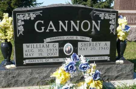 GANNON, WILLIAM GAIL - Minnehaha County, South Dakota | WILLIAM GAIL GANNON - South Dakota Gravestone Photos