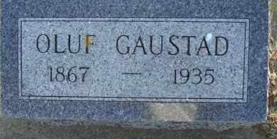 GAUSTAD, OLUF - Minnehaha County, South Dakota | OLUF GAUSTAD - South Dakota Gravestone Photos