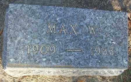 GELLATLY, MAX W. - Minnehaha County, South Dakota | MAX W. GELLATLY - South Dakota Gravestone Photos